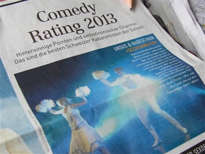 Comedy-Rating! Comedy-Rating?